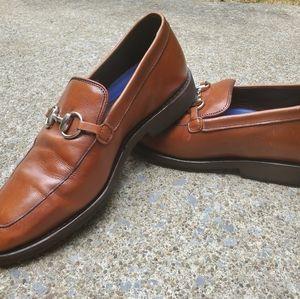 """Allen Edmonds Men's Shoes """"DFW"""" Dress Loafers"""